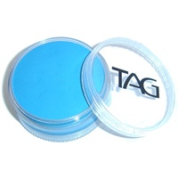 Neon Blue Face and Body Paint 90g
