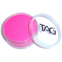 Neon Magenta Face and Body Paint 90g
