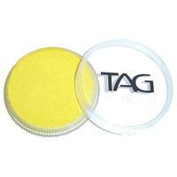 Pearl Yellow Face and Body Paint 32g