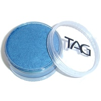 Pearl Blue Face and Body Paint 90g