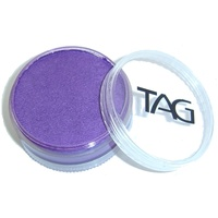 Pearl Purple Face and Body Paint 90g