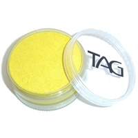 Pearl Yellow Face and Body Paint 90g
