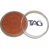 Pearl Copper Face and Body Paint 90g