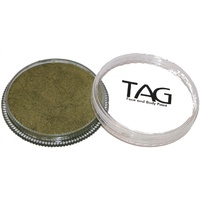 Pearl Bronze Green Face and Body Paint 90g