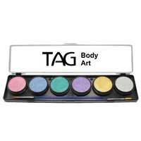 Pearl Palette 6 x 10g Face and Body Paint