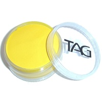 Yellow Face and Body Paint 90g