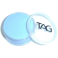 Powder Blue Face and Body Paint 90g