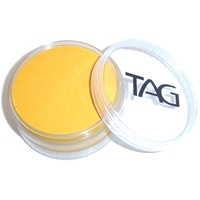 Golden Orange Face and Body Paint 90g