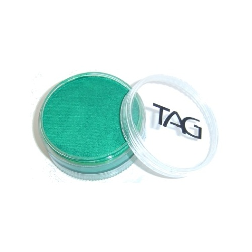 Pearl Green Face and Body Paint 90g