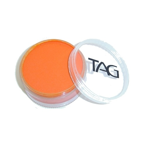Orange Face and Body Paint 90g