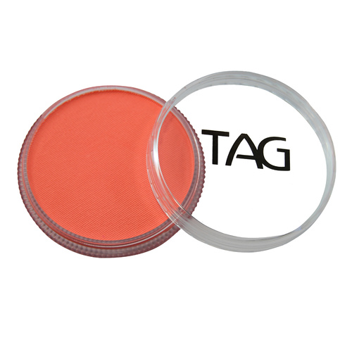 Neon Coral Face and Body Paint 32g