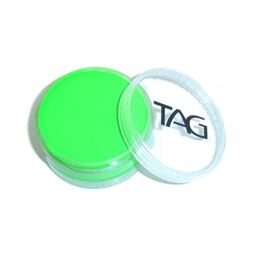 Neon Green Face and Body Paint 90g