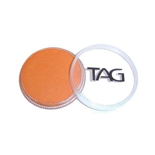 Pearl Orange Face and Body Paint 32g