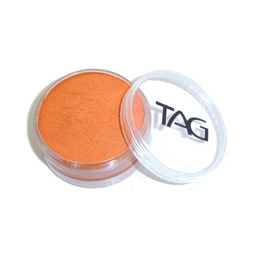 Pearl Orange Face and Body Paint 90g
