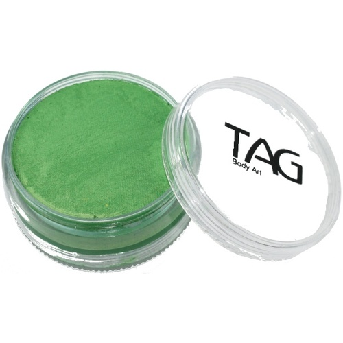 Pearl Lime Face and Body Paint 90g